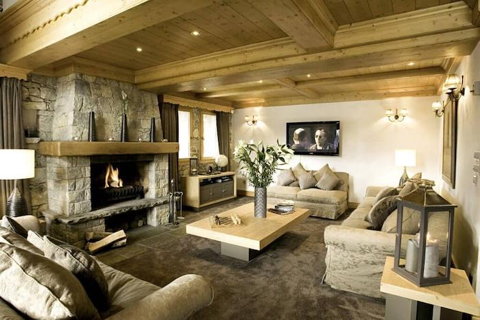 Swiss Luxury Chalet