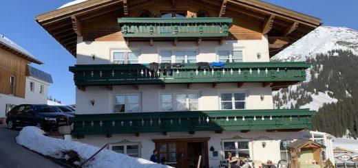 Hotel Almrausch, Oberlech